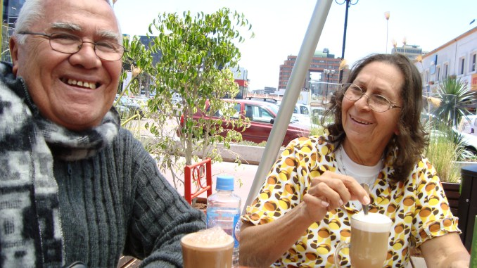 Eladio Rodulfo Gonzalez y Briceida Moya de Rodulfo