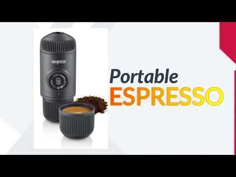 You are currently viewing Wacaco Portable Espresso Maker