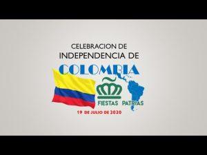Celebracion Independencia de Colombia a cargo del Comité Fiestas Patrias de Charlotte