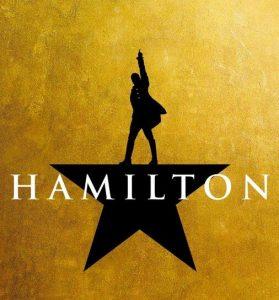 Hamilton an American Musical Season 2021