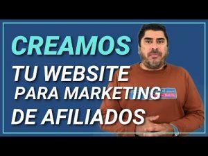 Read more about the article Diseño de Página Web para Marketing de Afiliación o Afiliados