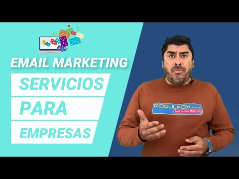 Servicios de Mercadeo via Correo Electrónico