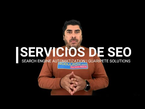 Servicios Garantizados de SEO (Search Engine Optimization)