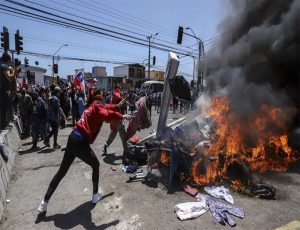 Read more about the article Chile investiga agresión a inmigrantes venezolanos