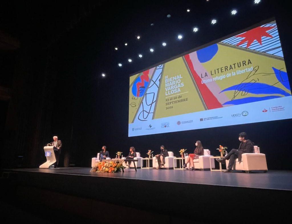Read more about the article Juan Gabriel Vásquez ganador de la IV Bienal de novela Mario Vargas Llosa